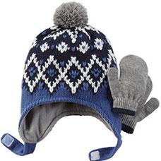 Caps, Gloves & Mittens