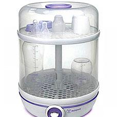 Bottle Cleaning & Sterilization